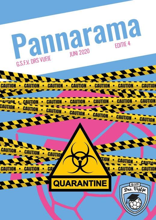 Pannarama 4 binnenkort op de mat!