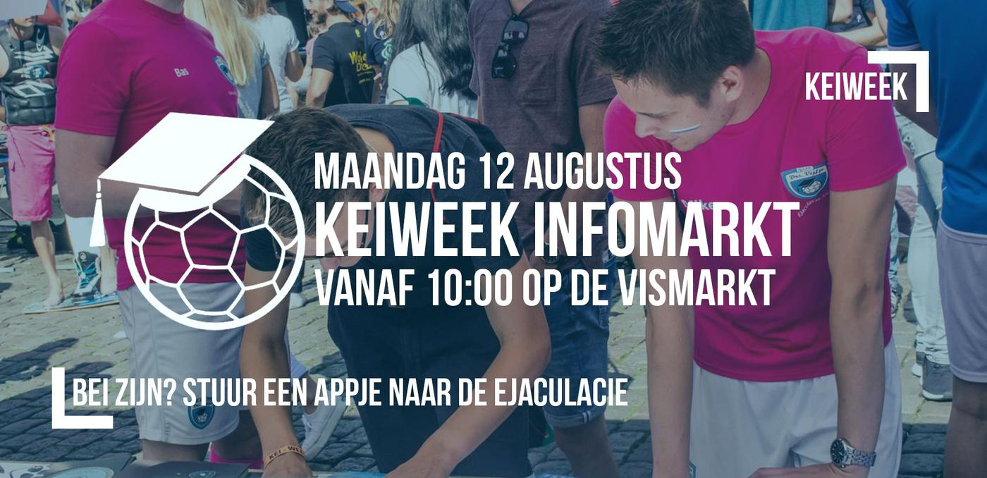 Keiweek: Infomarkt