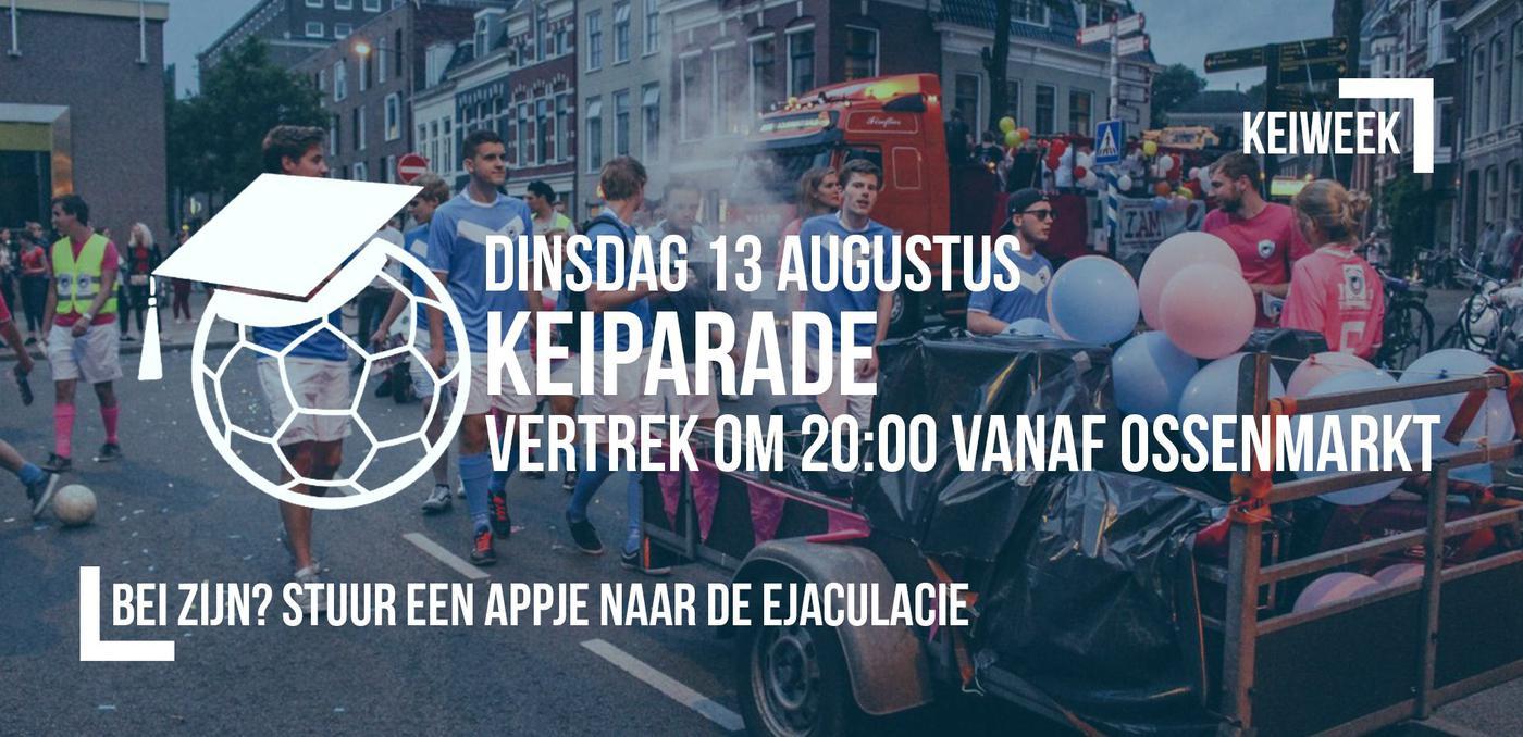 Keiweek: KEI-parade