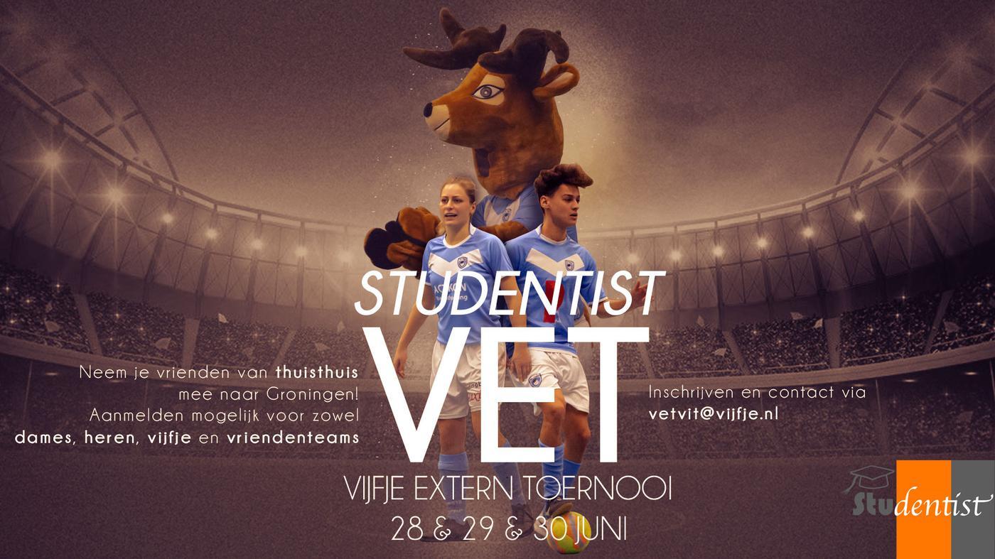 Studentist Vijfje Extern Toernooi (VET)